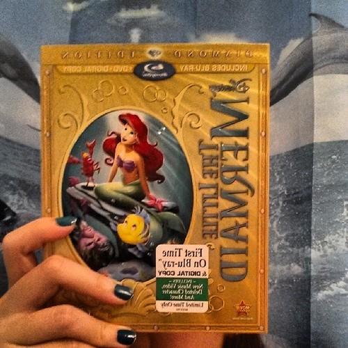 The Little Mermaid Diamond Edition