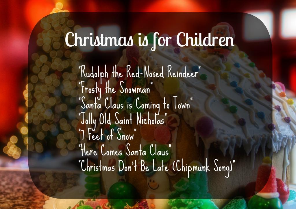 Christmas music – A sip of Starrshine
