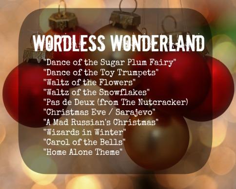 Wordless Wonderland