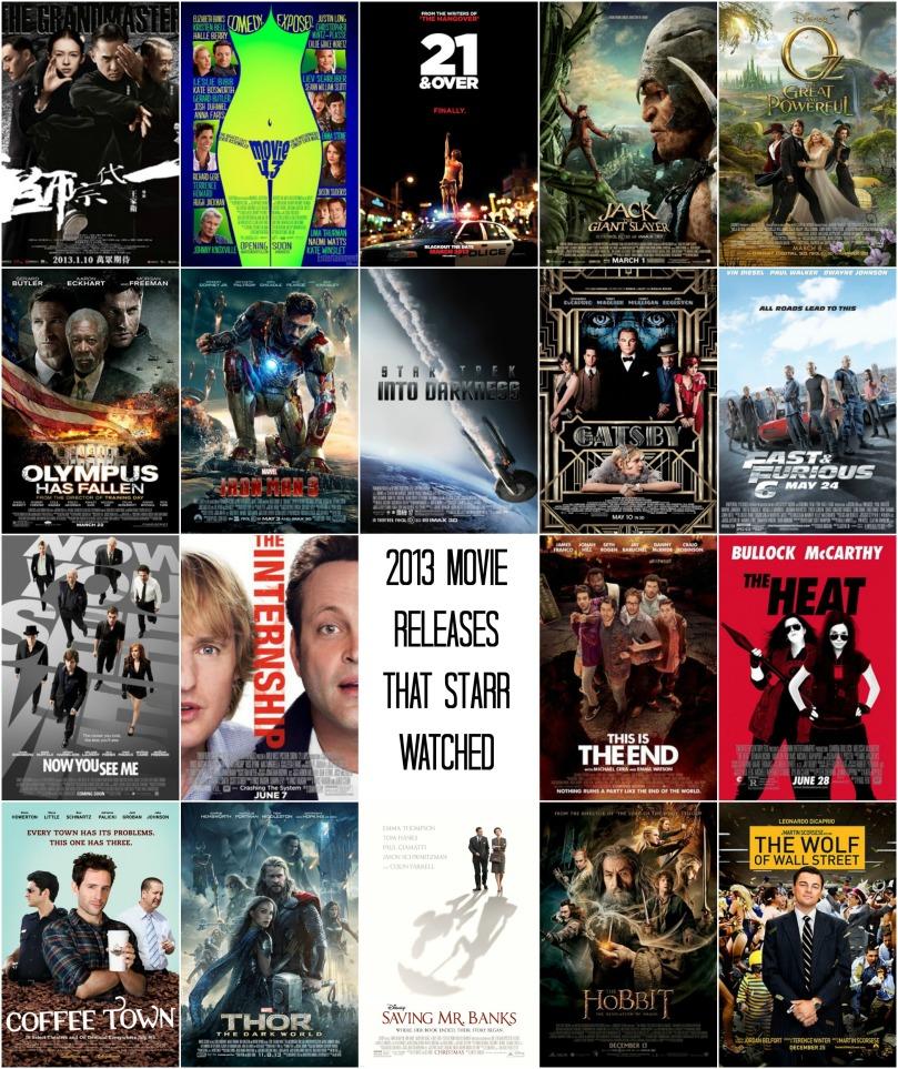 2013 movies