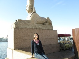 Neva River Sphinx (St. Petersburg)