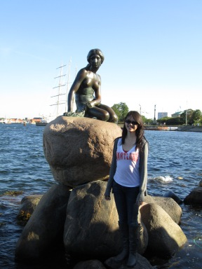 The Little Mermaid (Copenhagen)