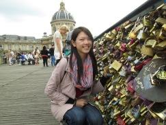 Love Locks (Paris)