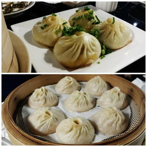 生煎包 & xiaolongbao