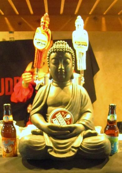 Funky Buddha draught