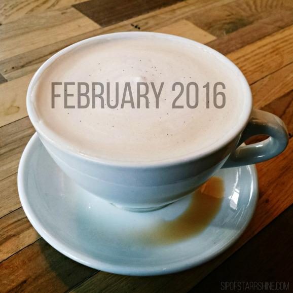 Feruary 2016