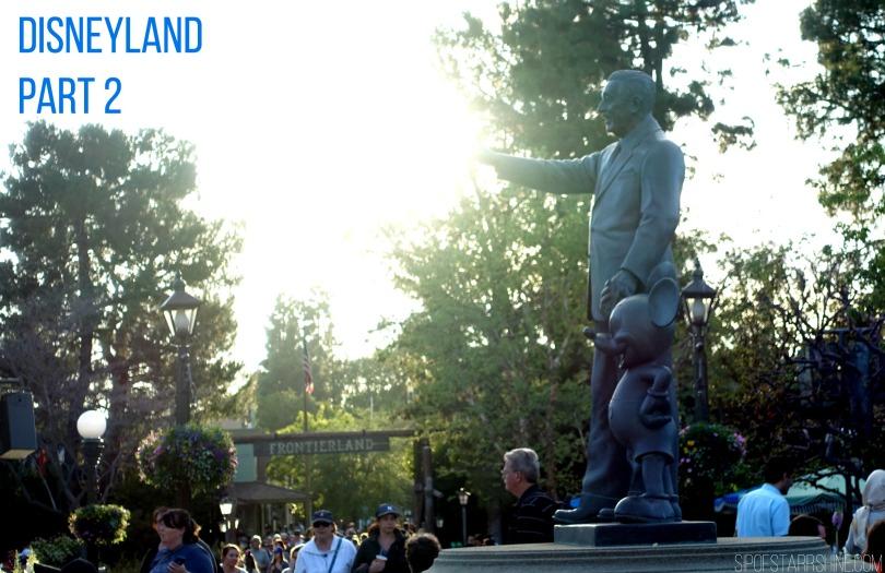 Disneyland Part 2
