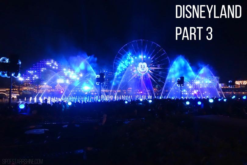 Disneyland Part 3
