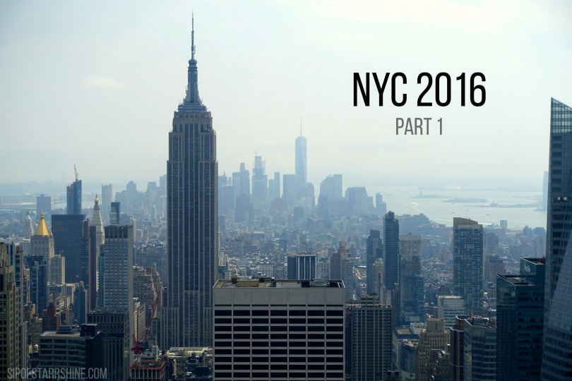 NYC Part 1