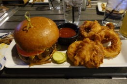 The End burger at Bru