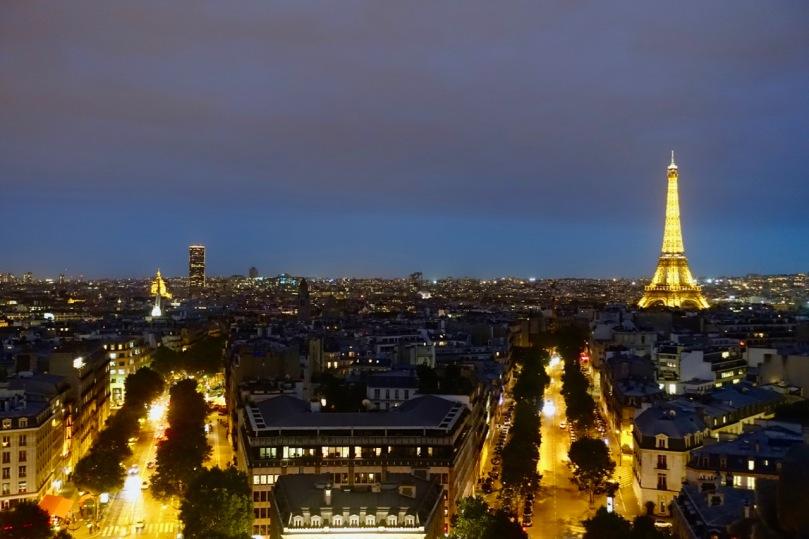 Invalides et la Tour Eiffel