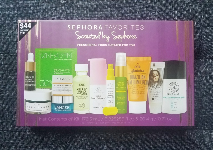 Sephora Favorites: Scouted by Sephora