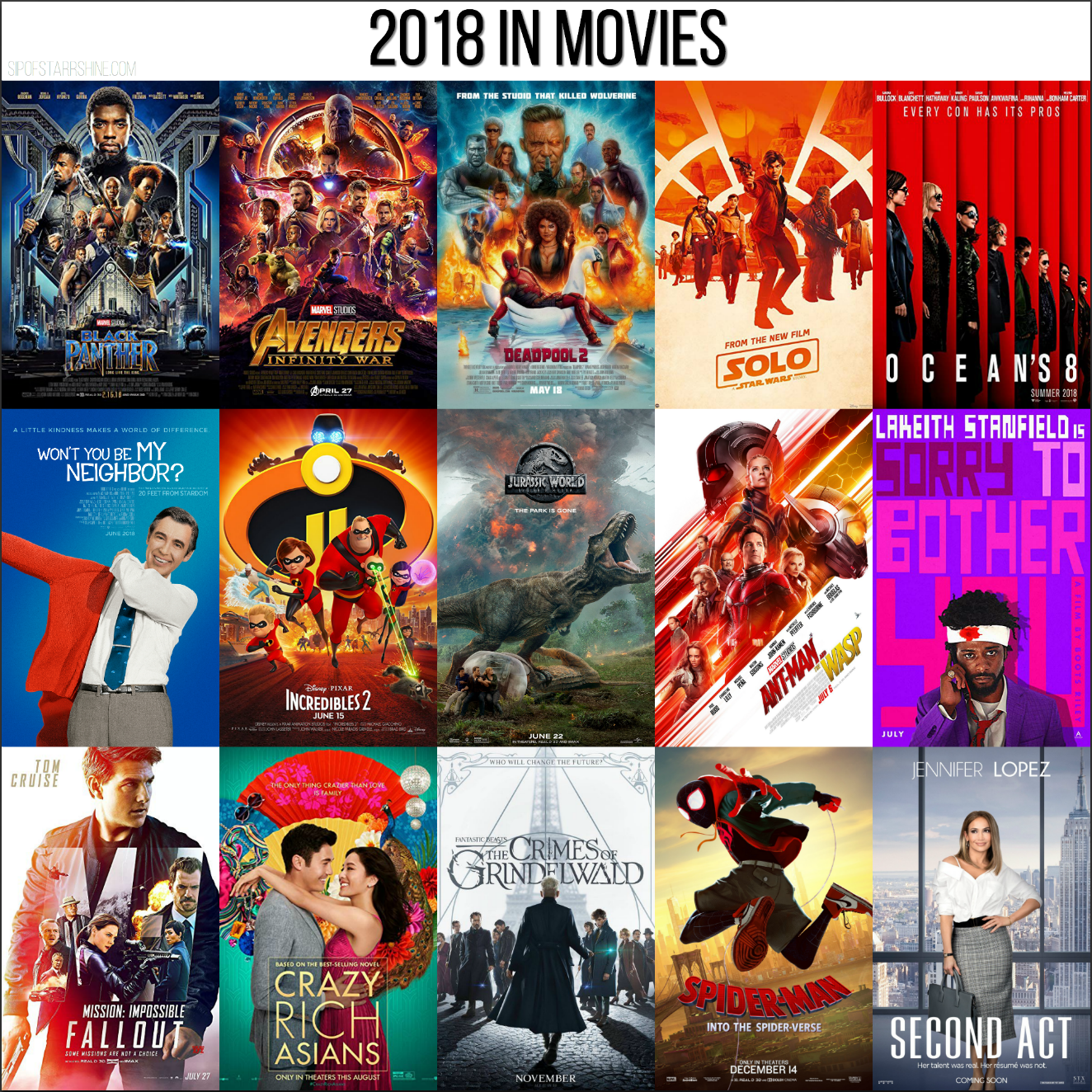 2018 in movies